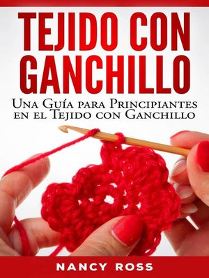cover image of Tejido con Ganchillo