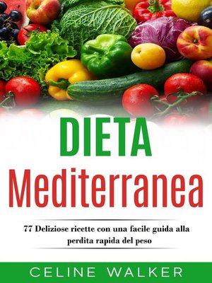 cover image of Dieta Mediterranea