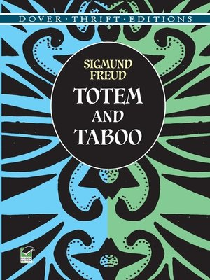 cover image of Totem and Taboo