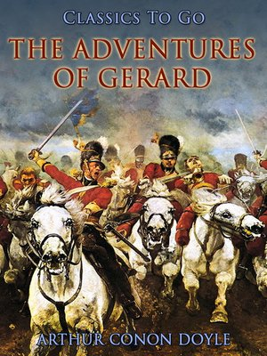 cover image of The Adventures of Gerard