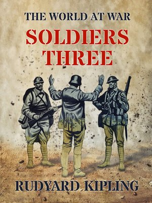 cover image of Soldiers Three