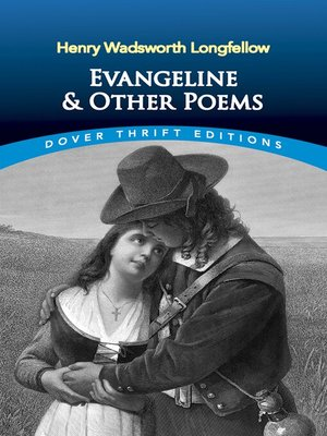 cover image of Evangeline and Other Poems