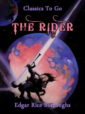 cover image of The Rider