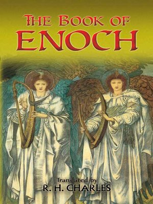 cover image of The Book of Enoch