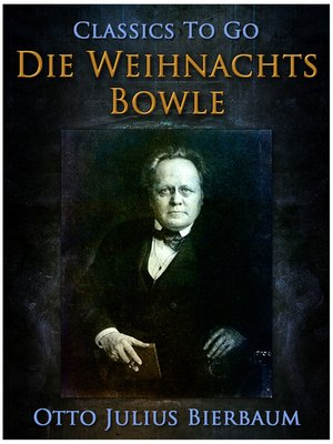 cover image of Die Weihnachts-Bowle