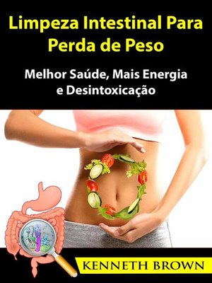 cover image of Limpeza Intestinal Para Perda de Peso