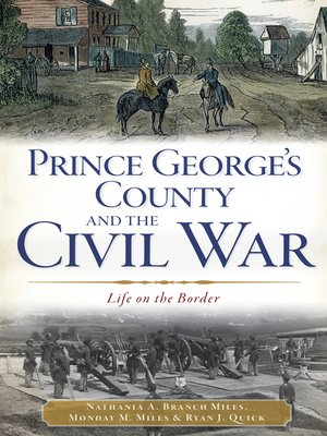 cover image of Prince George's County and the Civil War