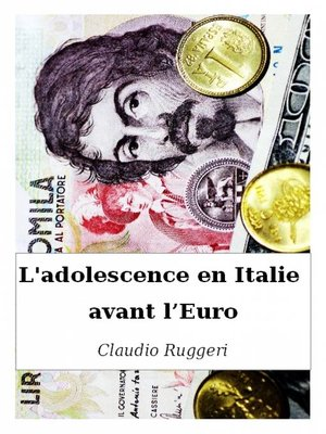 cover image of L'adolescence en Italie avant l'Euro