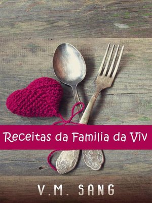 cover image of Receitas da Familia da Viv