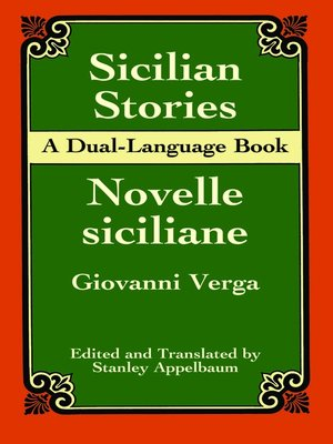 cover image of Sicilian Stories