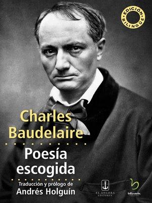 cover image of Poesía escogida