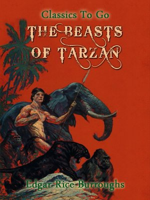 cover image of The Beasts of Tarzan