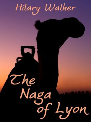 cover image of The Naga of Lyon