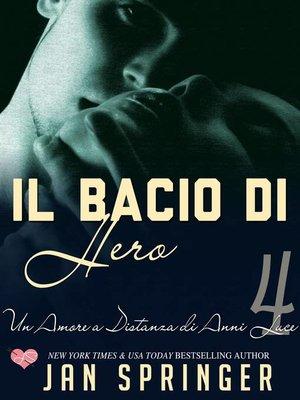 cover image of Il Bacio di Hero