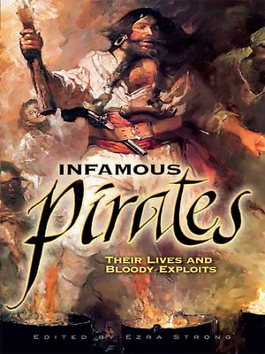 cover image of Infamous Pirates