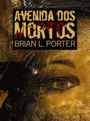 cover image of Avenida dos Mortos