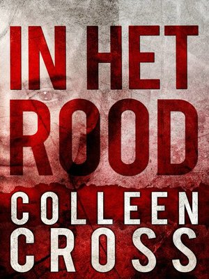 cover image of In Het Rood