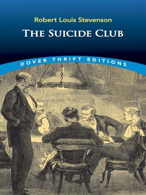 cover image of The Suicide Club