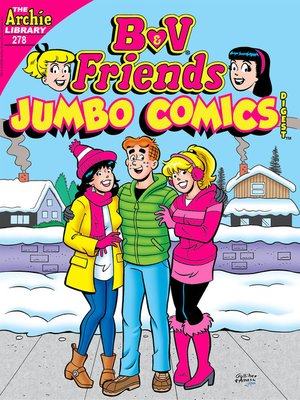 cover image of B&V Friends Double Digest #278