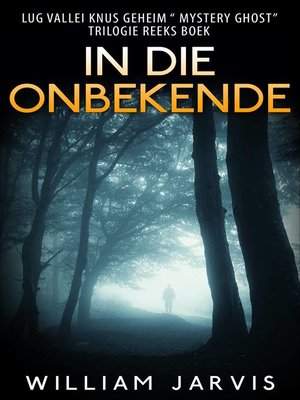 cover image of In die onbekende