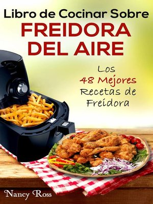 cover image of Libro de Cocinar Sobre Freidora del Aire