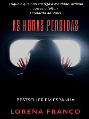 cover image of As horas perdidas