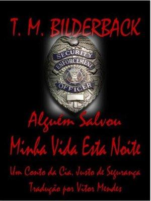 cover image of Alguém Salvou Minha Vida Esta Noite