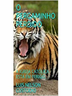 cover image of O Pergaminho Perdido