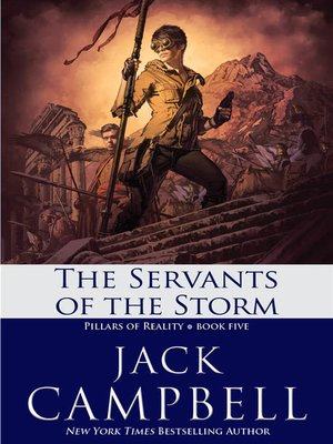 cover image of The Servants of the Storm