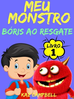 cover image of Meu Monstro