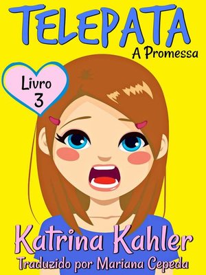 cover image of Telepata, Livro 3