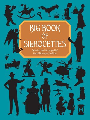 cover image of Big Book of Silhouettes