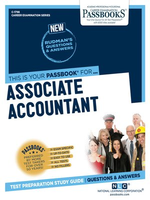 cover image of Associate Accountant