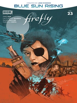 cover image of Firefly (2018), Issue 23