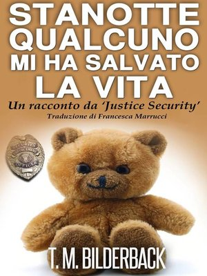 cover image of Stanotte Qualcuno mi ha Salvato la Vita
