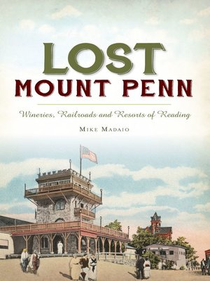 cover image of Lost Mount Penn