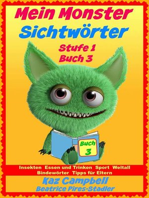 cover image of Sichtwörter - Stufe 1 Buch 3