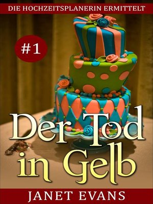 cover image of Der Tod in Gelb