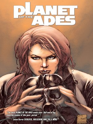cover image of Planet of the Apes Volume 4