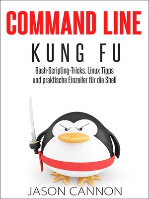 cover image of Command Line Kung Fu