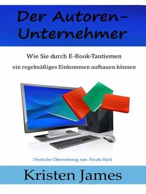 cover image of Der Autoren-Unternehmer