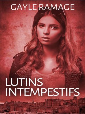 cover image of Lutins Intempestifs