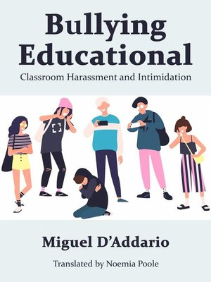 cover image of Bullying Educational