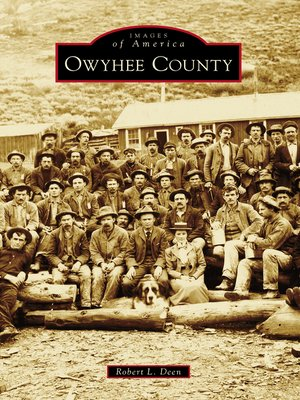 cover image of Owyhee County