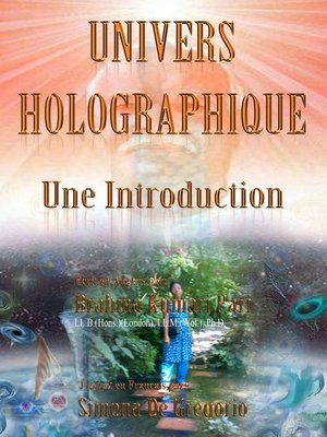 cover image of Univers Holographique