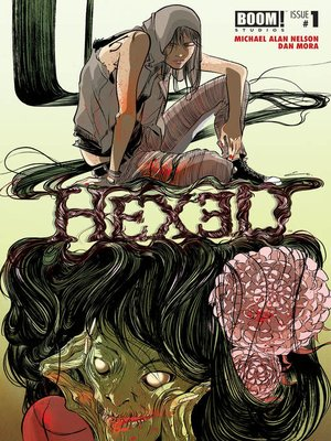 cover image of Hexed: The Harlot and the Thief (2014), Issue 1