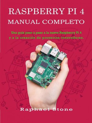 cover image of Raspberry Pi 4 Manual Completo