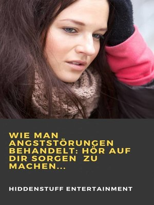 cover image of Wie man Angststörungen behandelt