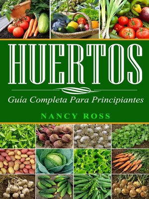 cover image of Huertos
