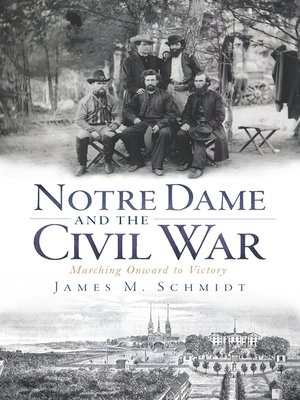 cover image of Notre Dame and the Civil War